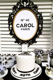 Chanel Party Decorations Best 25 Chanel Party Ideas On Pinterest Chanel Birthday Party