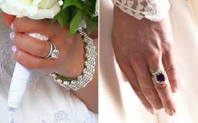 royal wedding ring princess madeleine of sweden engagement ring and catherine s