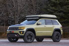 jeep j8 interior seven new jeep concept vehicles unleashed for annual easter jeep