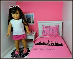 paris themed bedding for girls gigi u0027s doll and craft creations new paris theme doll bedding for