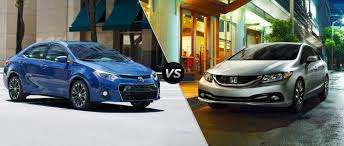 nissan sentra vs honda civic 2015 toyota corolla vs 2015 honda civic in burlington nc