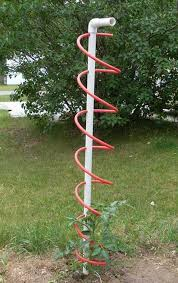 8 Foot Trellis Top 20 Low Cost Diy Gardening Projects Made With Pvc Pipes