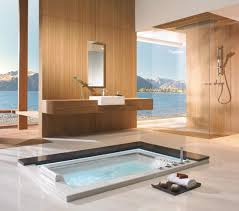 Japanese Bathroom Design Plain Bathroom Designs Japanese Style Design Featuring White For