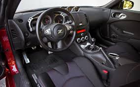 nissan 370z horsepower 2010 2016 nissan 370z interior specs and review images 14640