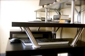 Ikea Stand Up Desk by How To Build A Do It Yourself Ikea Hacked Stand Up Desk
