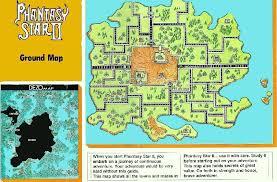 phantasy maps phantasy ii maps