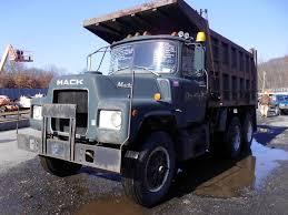 mack dump truck 1982 mack dm685sx tandem axle dump truck for sale by arthur trovei