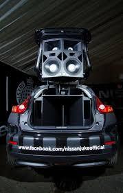 Nissan Juke Luggage Rack by Nissan Juke With Aftermarket Horns Nissan Juke Pinterest