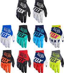 leather dirt bike boots motocross gloves ebay
