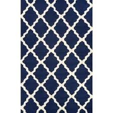 rugged beautiful cheap area rugs custom rugs in navy blue and