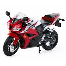 cbr motorcycle rastar 1 9 honda cbr 600rr diecast model motorcycle toy 56000