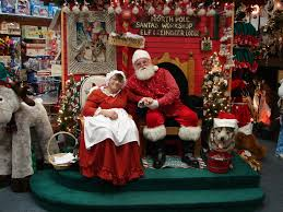 santa claus house north pole ak fun ways to see santa throughout america north pole santa and alaska