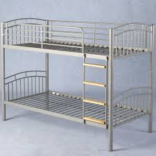 Steel Frame Bunk Beds by Ventura Metal Bunk Bed Frame Next Day Select Day Delivery