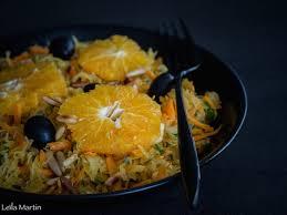 cuisiner la choucroute crue salade vitaminée de choucroute crue et carottes à l orange