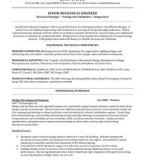 Validation Engineer Resume Sample Mechanical Engineering Resume Template Resume Template And