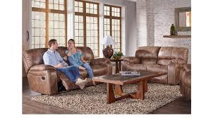 cindy crawford home alpen ridge reclining sofa cindy crawford home alpen ridge tan 5 pc living room with reclining