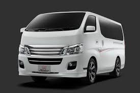 nissan urvan 2014 nissan heads to 2012 tokyo auto salon with 10 models including