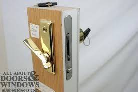 Patio Door Lock Parts Andersen Door Lock Parts Andersen Patio Door Lock
