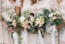 rustic wedding bouquets beautiful wedding bouquets rustic bohemian wedding fabmood