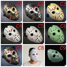 Jason Halloween Mask by Archaistic Jason Mask Full Face Antique Killer Mask Jason Vs