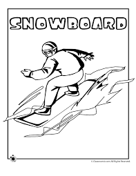 lakers coloring pages olympic coloring pages snowboarding coloring page u2013 classroom jr