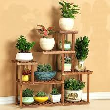 unique and beautiful wrought iron plant stands outdoor front