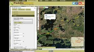 Bwca Map Paddle Planner Maps Basic Features Youtube