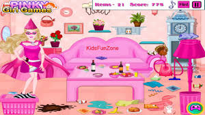games to play for thanksgiving party super barbie thanksgiving party cleanup youtube