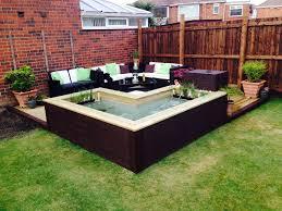 innovative design ideas for stunning decks hgtv regarding pond