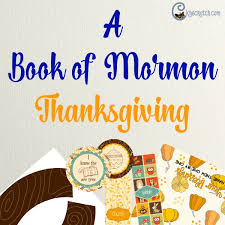 10 you can incorporate into any lds lesson thanksgiving