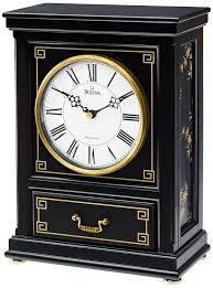 bulova mantel clocks best antique and contemporary clock selection