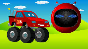 monster truck videos for children s teaching children numbers crushing s toddler monster truck