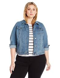 plus size light jacket nice riders by lee indigo women s plus size denim jacket plus size