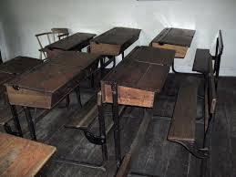 skoolbank old bench table memories skooldae