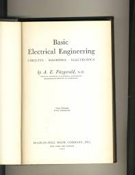 basic electrical engineering first edition abebooks