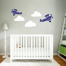 Nursery Airplane Decor Cheap Wall Airplane Find Wall Airplane Deals On Line At Alibaba