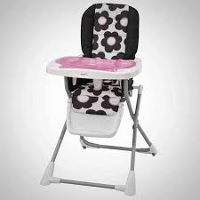 Evenflo High Chair Replacement Cover Evenflo Compact Fold High Chair Raleigh Walmart Com