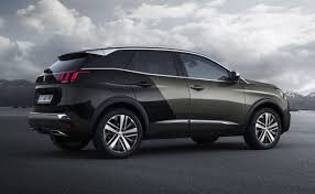 peugeot 3008 2017 2017 peugeot 3008 gt revealed first ever u0027gt u0027 suv performancedrive
