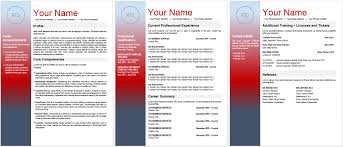 Best Resume Format Experienced Professionals by Fascinating The Best Cv Resume Templates 50 Examples Design Shack