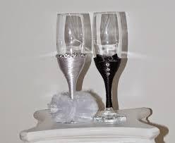 sugarella sweets wedding bride champagne glass