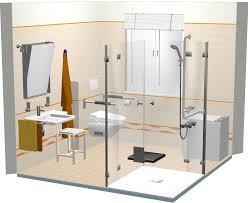 badezimmer behindertengerecht umbauen quadratbad badumbau bei bewegungseinschränkungen badgröße circa