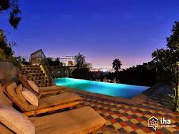 los angeles rental los angeles rentals in a villa for your vacations with iha direct