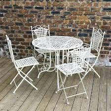 Bistro Patio Table And Chairs Set White Garden Table And Chairs U2013 Exhort Me