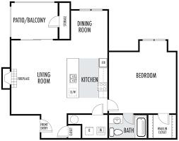 One Madison Floor Plans The Austin Floor Plan 4 Apartments Madison At Adams Farm