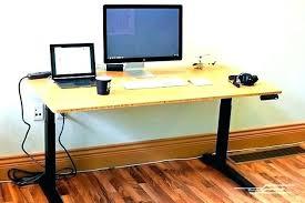 Dual Monitor Computer Desks Desk For Monitors Best Gaming Desks Of High Ground Gaming