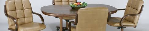 Kitchen Table Sets With Caster Chairs by Chromcraft Dining Tables Chairs U0026 Stools
