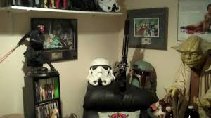 avid home theater yodasnews star wars collection room home theater man cave 2011