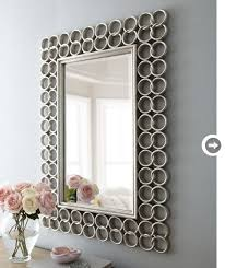 home interior mirror wall decor how to fill your blank walls style at home