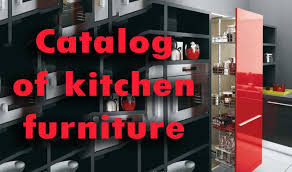 catalog of kitchen furniture design and manufacture ideas for