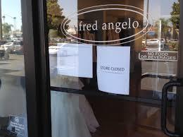 Bridal Shop Left At Altar Alfred Angelo Closes All Us Bridal Shops Files For